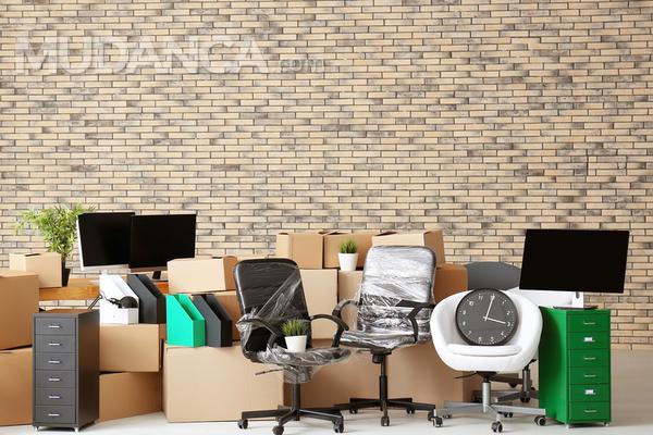 Como fazer a mudança de um escritório