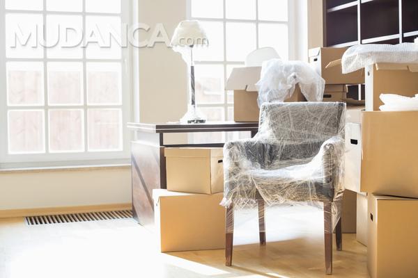 Como proteger seus móveis na mudança