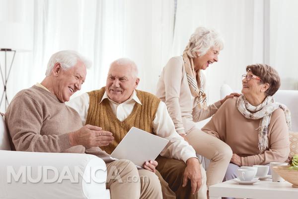 Como adaptar a nova casa para um idoso