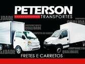 Logo Peterson Transportes