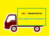 Logo ML Transportes